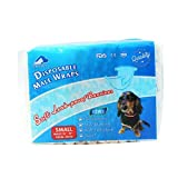 YINGYAO SENYE PET Disposable Male Wrap Dog Diapers,12Pcs (S)