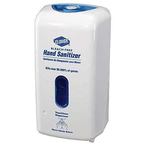Hand Sanitizer Dispenser, 1L, White