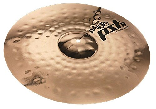 "Paiste PST8 Reflector 16"" Rock Crash Cymbal for sale  Delivered anywhere in USA"