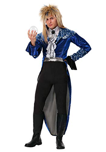 Labyrinth Deluxe Jareth Adult Costume X-Large