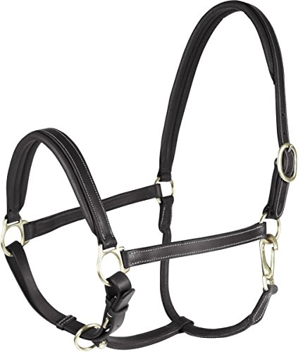 HORZE Largo Leather Halter Horse ()