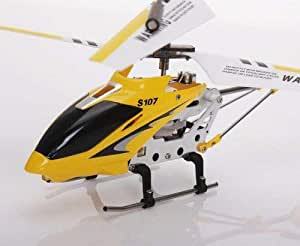 Syma S107G MINI USB RC Helicopter 3 CH GYRO RTF Metal 3-Channel Radio Remote Control Helicopter