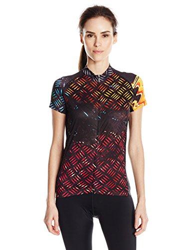 Primal Wear Women's Glimpse Evo Jersey, Black, X-Large