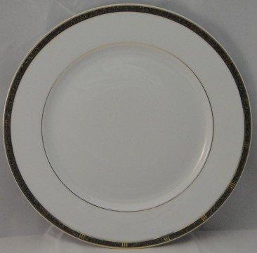 Bernardaud Antinea Anthracite Dinner Plate Bernardaud Gifts