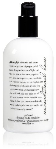 Philosophy Unconditional Love Firming Body Emulsion, 16 Ounces