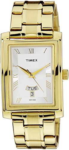 Timex-Mens-Analog-Silver-Dial-Watch