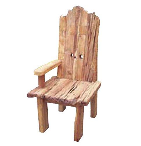 Jarbis 天然木無垢材 ガーデンチェア 流木チェア IN(1脚) B07B6WJ7S4