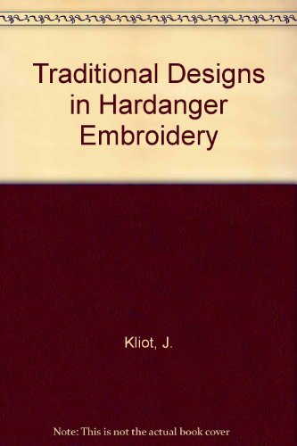 Traditional Designs in Hardanger Embroidery