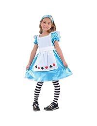 ALICE IN WONDERLAND ~ Storybook Alice - Kids Costume Small