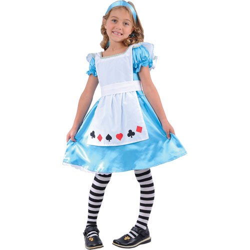Storybook Disfraz de Alicia para niño, talla M (EG-3531. M): Amazon.es: Juguetes y juegos