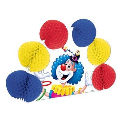 Juggling Clown Pop-Over Centerpiece Party Accessory (1 count) (1/Pkg) ()