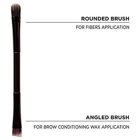 Amazon.com: TOPPIK Brow Building Fiber, Light Brown, 0.2 g.: Luxury Beauty
