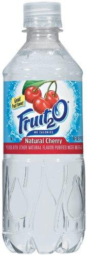 - Fruit2O, Cherry, 16-Ounce Bottles (Pack of 24)