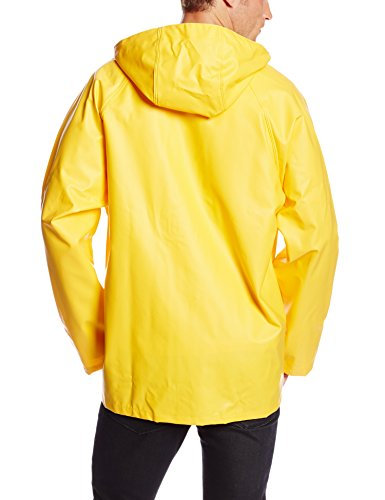 Helly Hansen Workwear Highliner Fishing Jacket, Light Yellow, 4XL by Helly Hansen (Image #2)