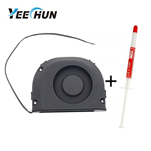 YEECHUN New CPU Cooling Fan for Apple A1470 Time Capsule MG60121V1-C01U-S9A with Thermal Grease by YEECHUN