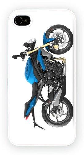 Triumph Street Triple, iPhone 5 5S, Etui de téléphone mobile - encre brillant impression