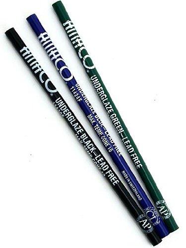 Amaco Underglaze Pencils Green Buy Online In Ksa Arts