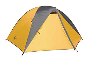 Teton Sports Mountain Ultra 1 Tent; 1 Person Backpacking Dome Tent Includes Footprint and Rainfly; Quick and Easy Setup; Ready in an Instant When You Want to Get Outdoors; Clip-On Rainfly Included
