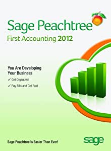 Sage Peachtree First Accounting 2012 [Download]