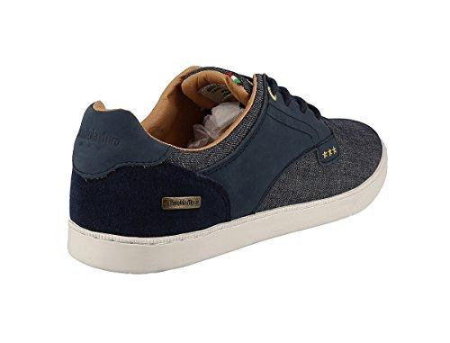 d'Oro Canvas Pantofola Dress Blues Comacchio Blau Sneaker Hqda1Ed