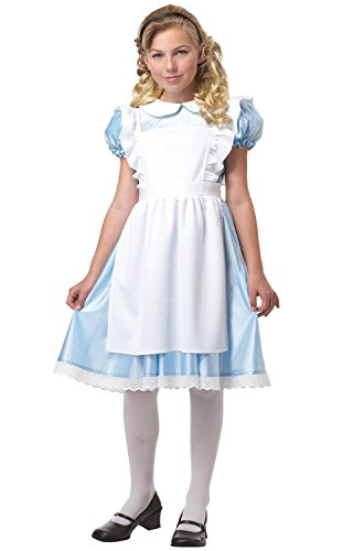 Alice Girl's Costume, XSmall, One Color ()