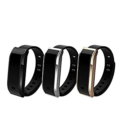 Bluetooth Smartwatch, CEStore® Sport Activity Tracker Intelligent Wristband Bracelet with Long Battery Life, Ideal for Runners, Joggers, Cyclists, Hikers/Climbers, Skiers, Health Enthusiasts