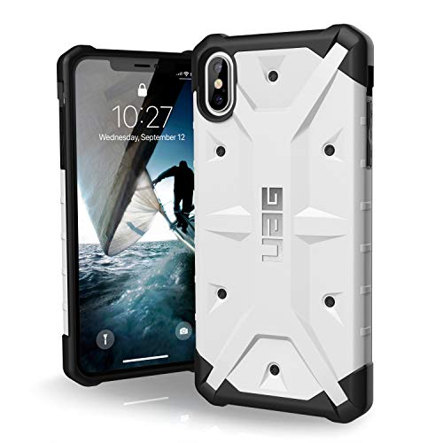 URBAN ARMOR GEAR UAG iPhone Xs Max [6.5 Screen] Pathfinder Feather-Light Rugged [White] Military Drop Tested iPhone Case