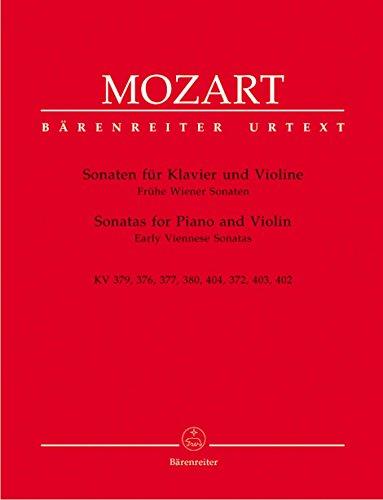 Mozart: Violin Sonatas - Early Viennese Sonatas