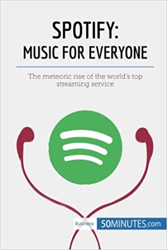 Amazon.com: Spotify, Music for Everyone: The meteoric rise ...
