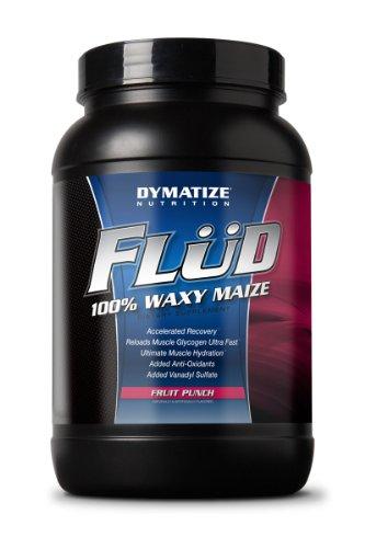 Dymatize Fruit punch Flud £ 4.14 Workout Waxy Maize Message