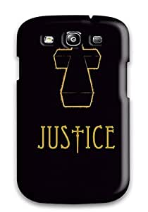 Imogen E. Seager's Shop FT3HNJ8UDWBT6ZT7 Hot Snap-on Justice Hard Cover Case/ Protective Case For Galaxy S3
