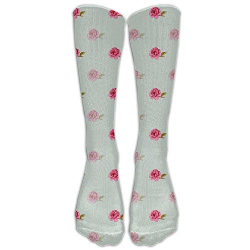 Jack The Ripper Costume Plus Size (Unique Design Warmer Leg Socks Girls Football Socks For Men And Women - Running & Fitness - Best Medical, Nursing, Travel & Flight Socks)