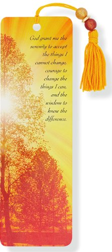 Serenity Beaded Bookmark -