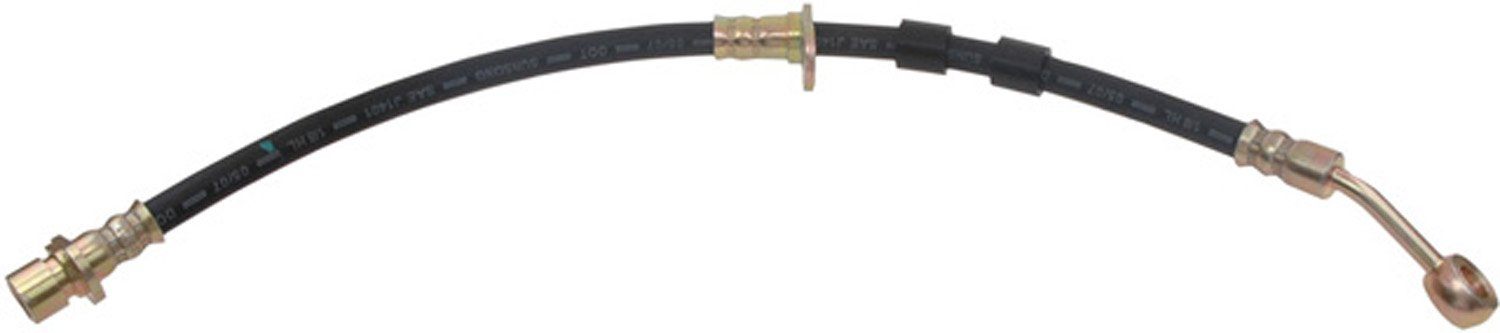 ACDelco 18J1697 Professional Front Driver Side Hydraulic Brake Hose Assembly
