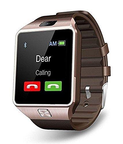Aosmart Rose Gold Bluetooth Touch Screen