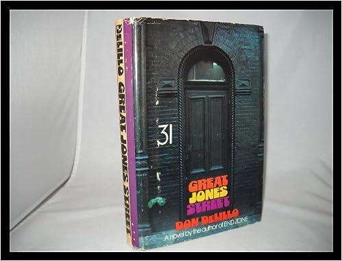 Book Great Jones Street