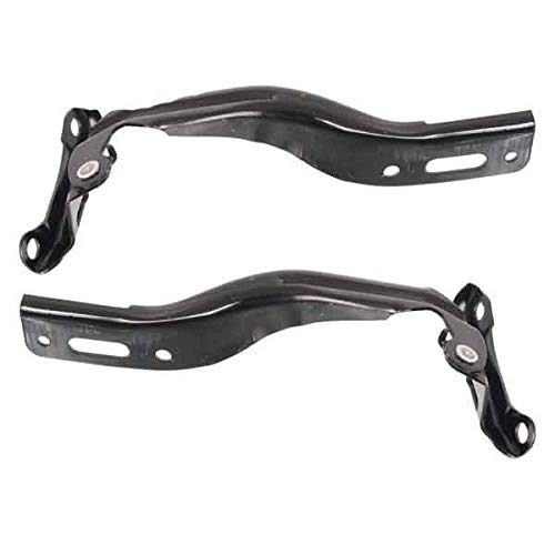 Right Side Hood Hinge - Koolzap For 06-11 Civic Coupe/Sedan Front Hood Hinge Bracket Left Right Side SET PAIR