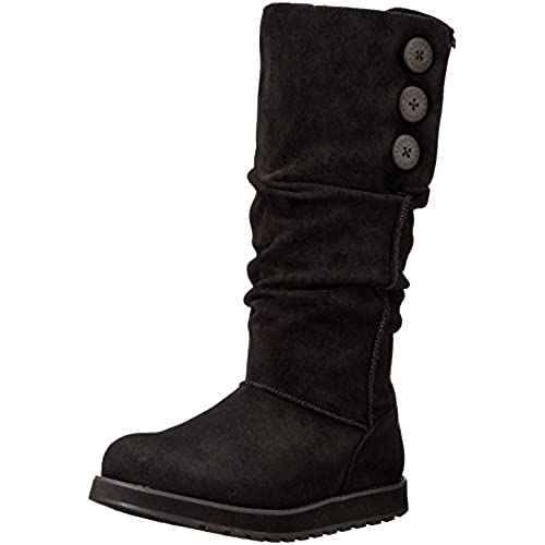 0f0bf4070ea Skechers Women s Keepsakes-Big Button Slouch Tall Winter Boot new ...