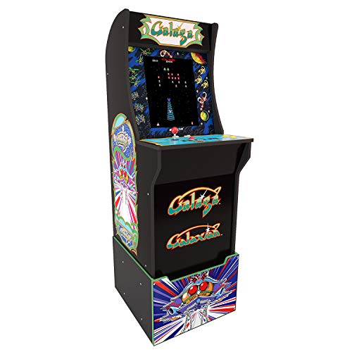 Arcade 1Up Galaga Deluxe Arcade System with Riser, 5 feet by Arcade1Up (Image #6)