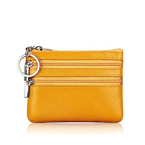 Sac À Yellow Pour Fermeture Femmes Glissière Avec Main Polyvalent Coafit Dark 4qdHwq