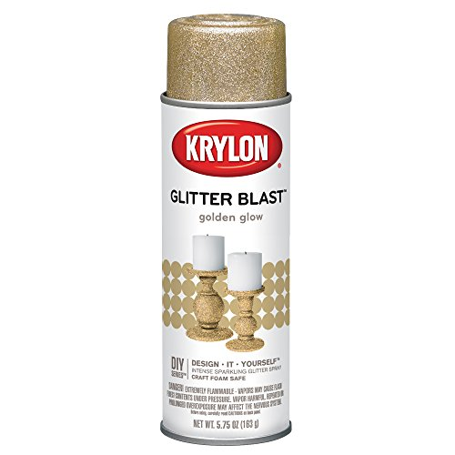 krylon spray paint glitter - 6