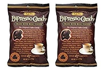 Balis Best Espresso Coffee Candy - 5.3oz (2 Pack)