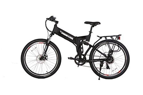 X-Treme Electric Folding Bicycle - X-Cursion ELITE - 300 ...