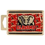 K&A Company University Of Alabama Playing Cards Wrap 24 Display Case Pack 72