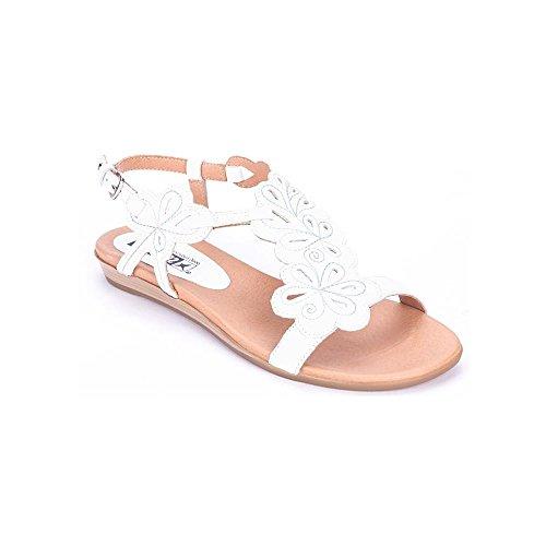 Pikolinos Alcudia 816 - Sandalias de vestir Mujer White