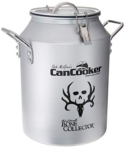 CanCooker 4 Gallon Capacity Bone Collector Edition, Convection Steam Cooker Feeds up to 20