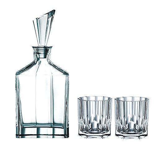Spiegelau & Nachtmann 0090024-0 Whisky-Set 3-teilig 7375 Aspen