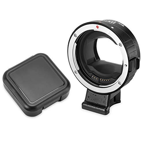 Adaptador de Canon EOS EF/EF-S - Sony E Mount