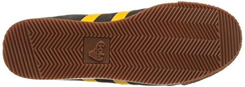Gola - Zapatillas de cuero para hombre Brown / Sun