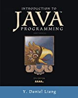 Introduction to Java Programming, Brief Version, 9th Edition